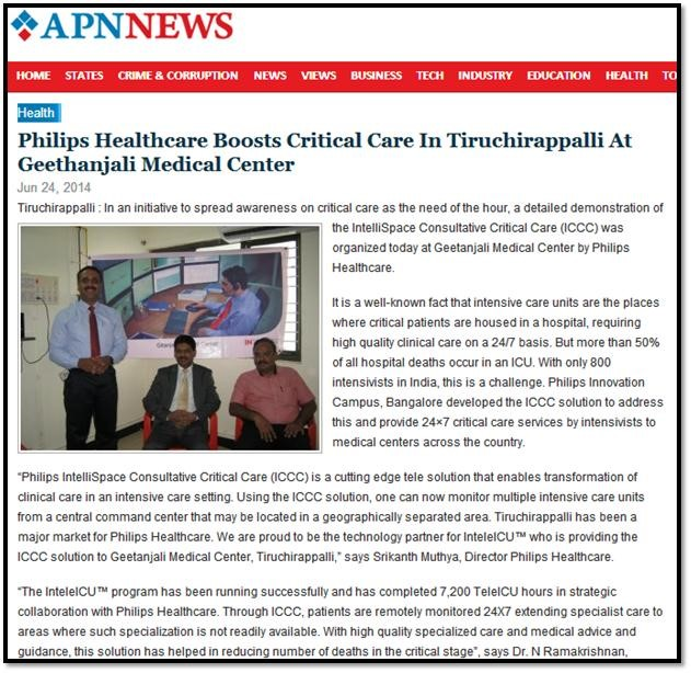 Philips ups focus on critical care biz